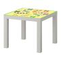 IKEA® Lack™ Tafeltje 'Mens-erger-je-niet'